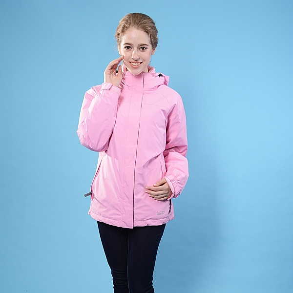 【FOX FRIEND】女裝 三件式 GORE-TEX+羽絨+刷毛外套