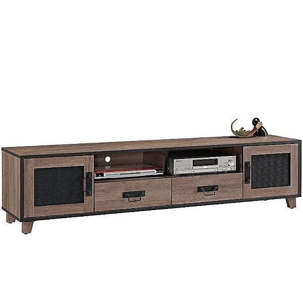 電視櫃 MK-822-1 哈麥德6尺長櫃【大眾家居舘】