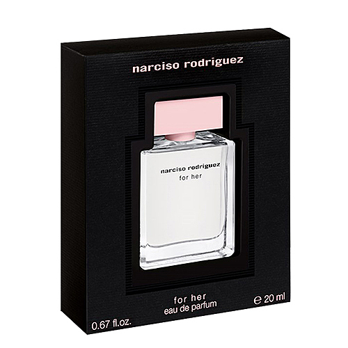 【Narciso Rodriguez】For Her 女性淡香精 20ML