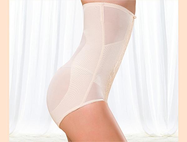夏季超薄產後收腹束身褲 高腰束腹提臀緊身美體內褲-ziy002