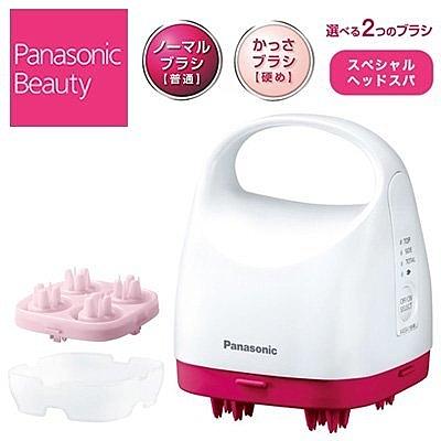 日本製【Panasonic】EH-HE99 頭皮按摩器 附兩組刷頭