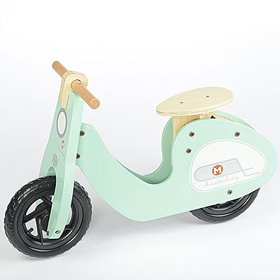 綿羊摩托平衡學習車 - 綠色