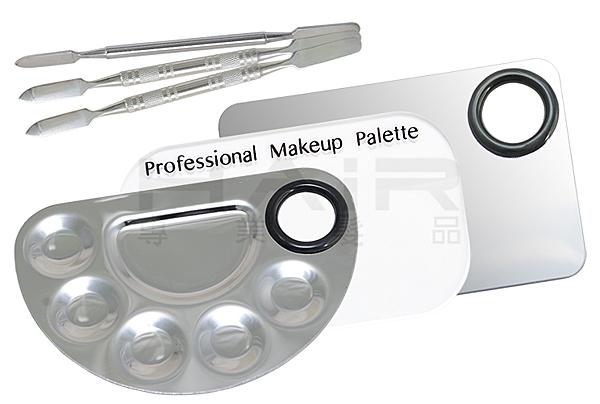 專業新秘工具時尚彩妝調色板(3款樣式任選)皆附調色棒【HAiR美髮網】