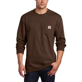 carhartt カーハート Workwear Pocket Long Sleeve Tshirt