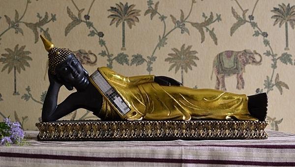 【協貿國際】工藝品釋迦摩尼釋迦牟尼佛像臥佛