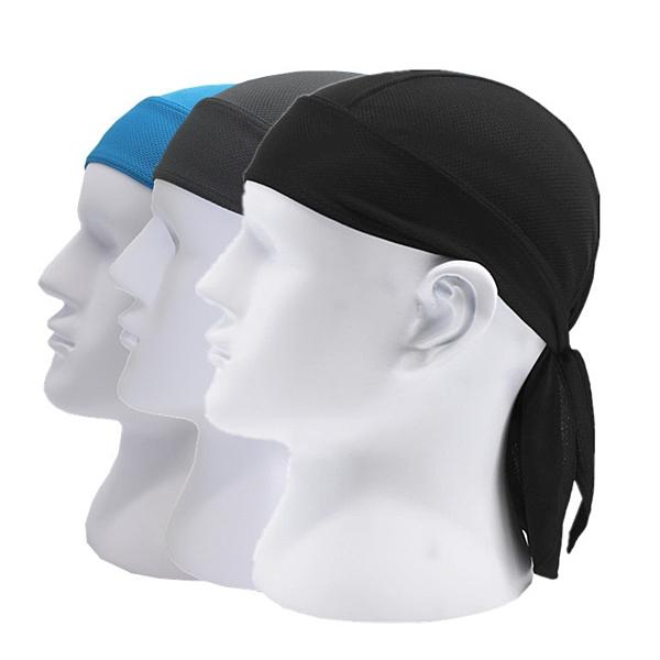 自行車頭巾/海盜頭巾/吸濕排汗/運動頭巾/ 機車安全帽墊/ 單車頭巾[B15]AnyBuy