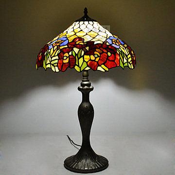 歐式臥室燈具客廳黃玫瑰