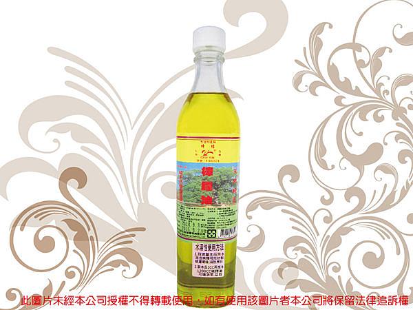 【綺緣】樟腦油(水性)500cc * 1瓶