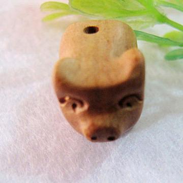 生肖豬平安符項鏈