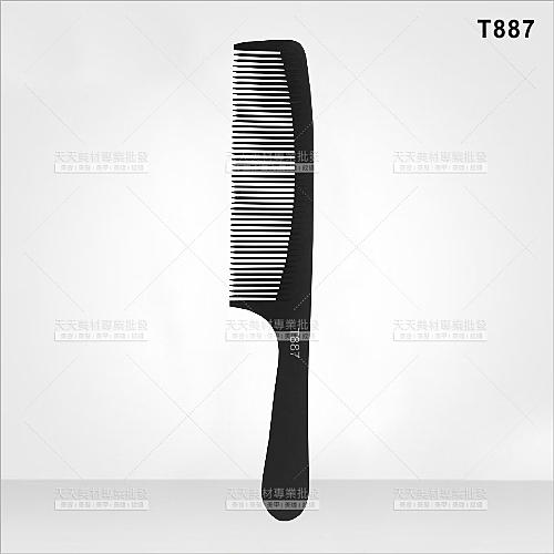 鋐友電木關刀剪髮梳(T-887)密齒型-單支[59013]