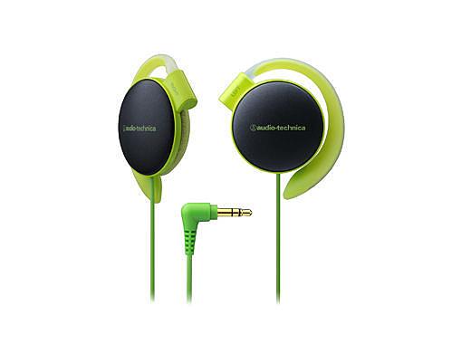 【台中平價鋪】 全新 鐵三角 ATH-EQ500 耳掛式耳機  軟質耳墊 淺綠 台灣鐵三角公司貨