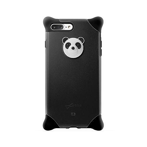 Bone iPhone 8 / 7 Plus (5.5) 泡泡保護套 黑-貓熊 手機殼