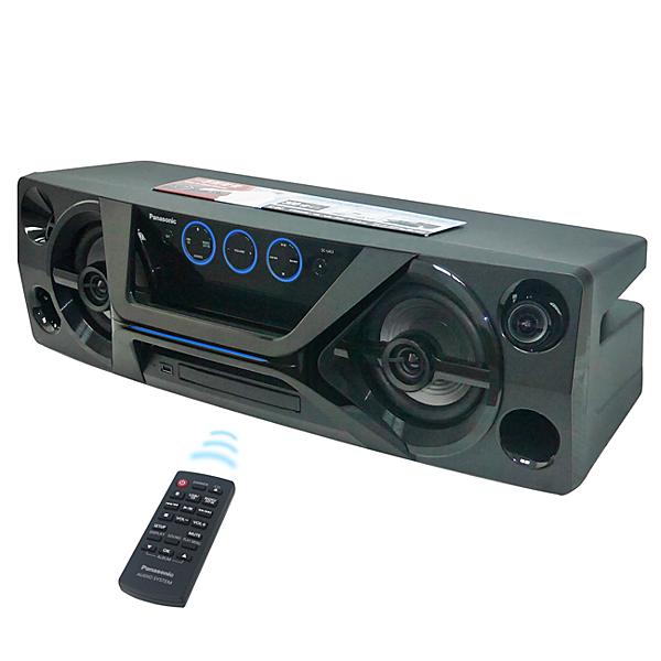 ★Panasonic國際牌★One-Box藍牙/USB/CD手提音響 SC-UA3-K