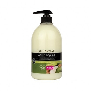 【ARLEM】椰油萊姆保濕香氛沐浴乳