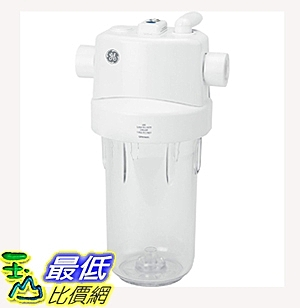 [7美國直購] GE GXWH40L High Flow Whole Home Filtration System B009YA28ES