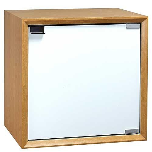【藝匠】魔術方塊木門櫃收納櫃 家具 組合櫃 廚具 收藏 置物櫃 櫃子 小櫃子