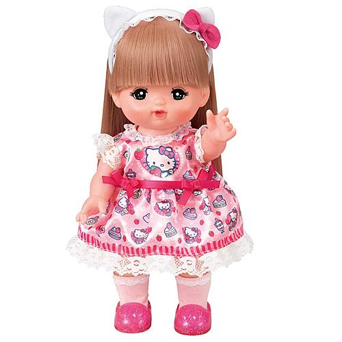 《 日本小美樂 》KITTY草莓小洋裝   /   JOYBUS玩具百貨