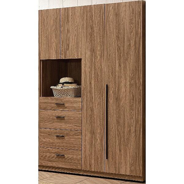 衣櫃 衣櫥 BT-11-78 亞伯斯4.5尺衣櫃【大眾家居舘】