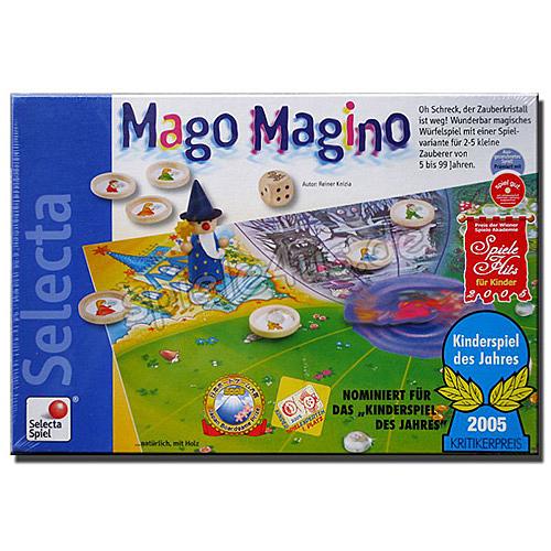 【德國 Selecta】桌遊 超級魔法師 Mago Magino SL-002