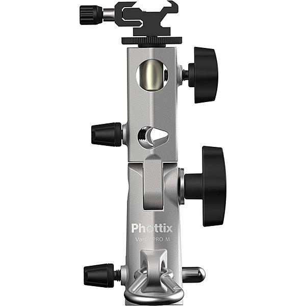 ◎相機專家◎ Phottix Varos Pro M (中) 傘座關節 Varos II 新款 公司貨