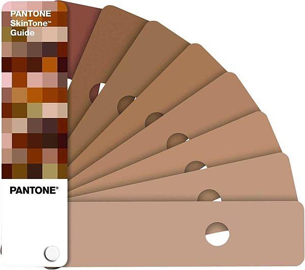PANTONE - Skin Tone Guide 膚色指南色卡 STG201 /本