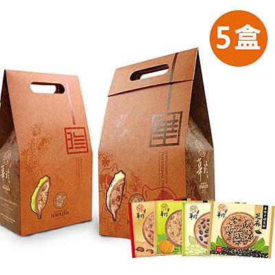 【華珍】手燒煎餅18入隨手包-5盒