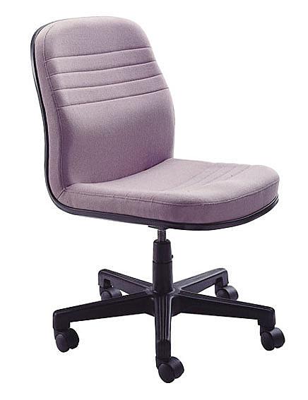 HM-912    辦公椅 / 電腦椅 / 洽談椅-壓克力布 / 透氣皮