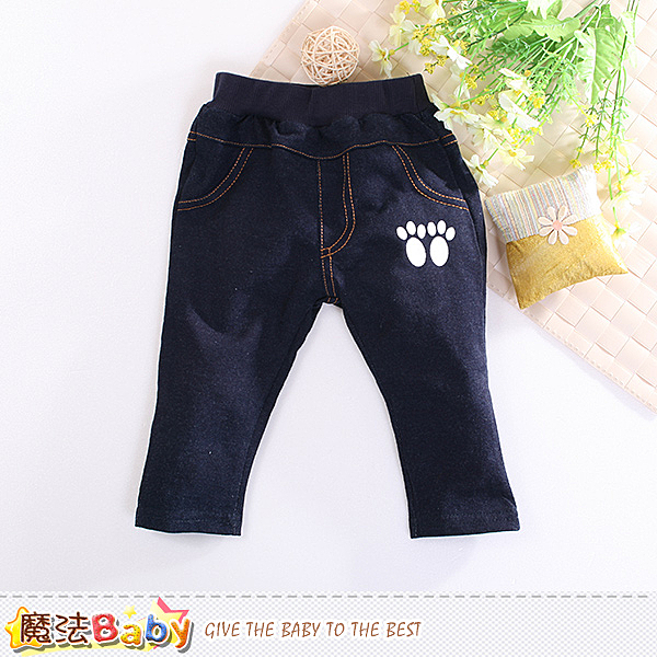 1~3歲幼兒牛仔褲 魔法Baby