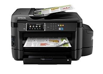 EPSON L1455 連續彩色供墨複合機