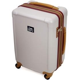 [moz(モズ)] スーツケース 37~42L 48cm 3.2kg 機内持ち込み MZ-0798-48 ライトグレー