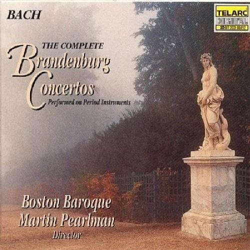【停看聽音響唱片】【CD】巴哈:布蘭登堡協奏曲