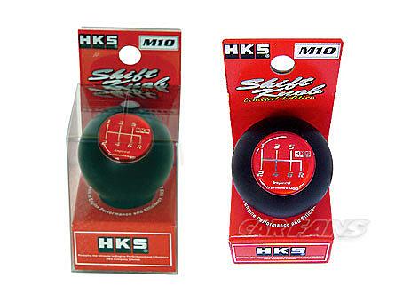 【愛車族】HKS M10 排檔頭-黑 日本進口 符合螺牙10MM