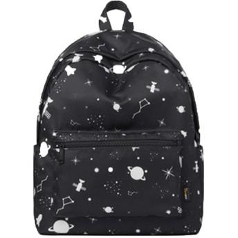 バックパック女性ファッション潮プリントハンドバッグカレッジ風新鮮なバッグ日本と韓国レジャーキャンパスバックパックハンドバッグ