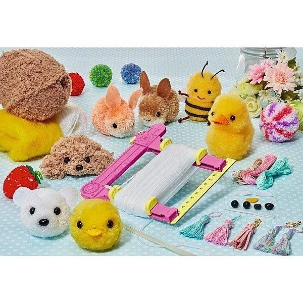 日本 PINOCHIO 毛球玩偶製作機 AG31389 原廠公司貨