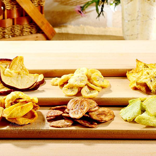 天然水果脆片系列 小包裝 最天然的美味 [TW00005]千御國際
