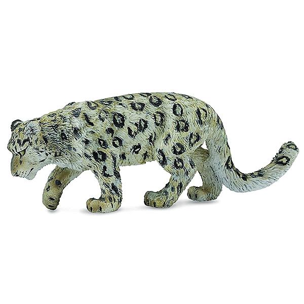 《 COLLECTA 》雪豹╭★ JOYBUS玩具百貨