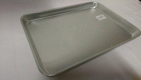 台灣製造 鋁製方盤小【45572055】水果盤 敬果盤 小菜盤 方盤 長方盤 鋁方盤 鋁盤《八八八e網購