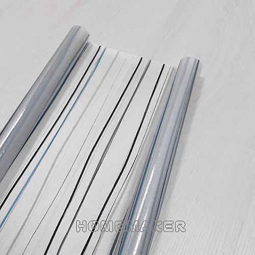 靜電橫條壓紋窗貼 (90cmX100cm)_EBS-0016