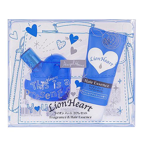 【Angel Heart】獅子心 秀髮飄香限定禮盒(淡香水50ml+秀髮滋潤霜50ml)
