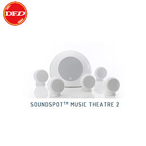 Morel hifi SoundSpot? Music Theatre2 5.1家庭劇院組(SP-2 喇叭)