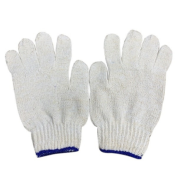 棉紗工作手套-1雙裝