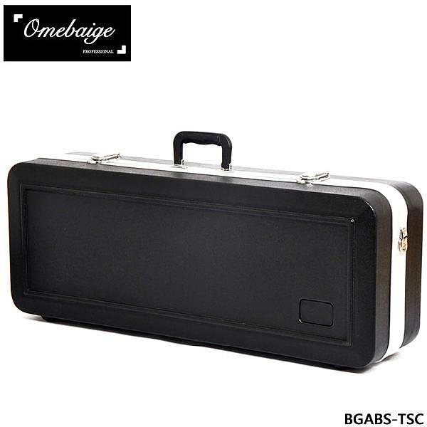 小叮噹的店- 次中音薩克斯風 琴盒 Omebaige 防水防撞 ABS琴盒 BGABS-TSC