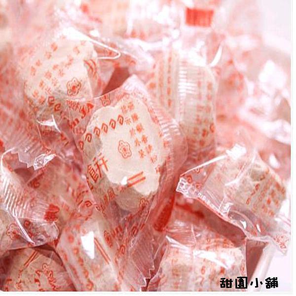 仙楂梅餅 500g/包 甜園小舖