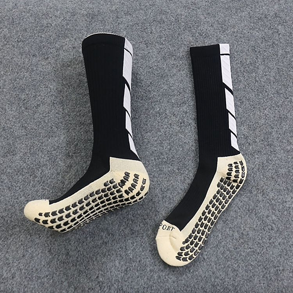 足球襪足球防滑神祙男中筒球襪長筒襪子專業【步行者戶外生活館】