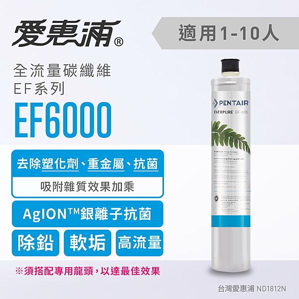 愛惠浦 淨水濾芯_EF6000