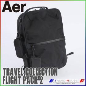 エアー ビジネスバッグ トラベル コレクション フライト パック 2 AER/AER21010 TRAVEL COLLECTION FLIGHT PACK 2 Black リュック バックパック
