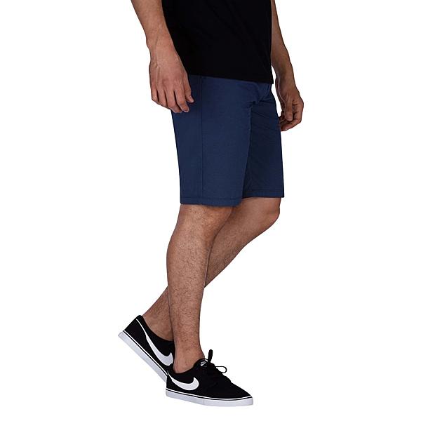 Hurley  DF CHINO SHORT 21 休閒短褲-DRI-FIT-藍(男)