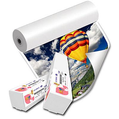 彩之舞 170g A0厚磅雪面銅版海報紙36吋(914mm)x30M 1捲/箱 HY-R1736