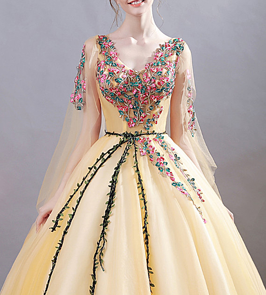 (45 Design)    7天到貨 來圖訂做量身訂做 客製化顏色大尺碼訂做訂做訂製禮服婚紗 連衣裙6
