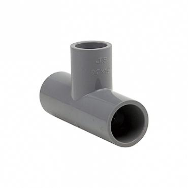 PVC 異徑給水  T 3/4x1/2
